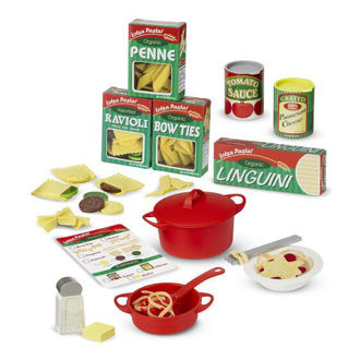 Picture of Prepare & Serve Pasta Play Set