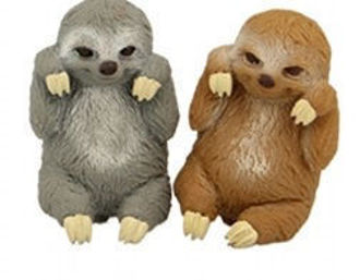 Picture of Stretchy Beanie Animals - Hedgehog
