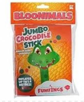 Picture of Inflatable Crocodile Bloonimals