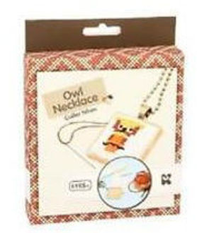 Picture of Make Your Own Owl Necklace Kit