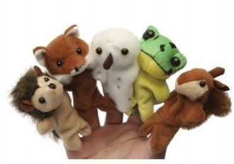 Picture of Nature Hand Puppet