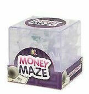 Picture of Crystal Puzzle Cube/ Money Cube