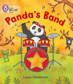 Picture of Panda's Band Big Cat Red A Band 2A