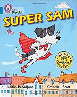 Picture of Super Sam / Big Cat / Blue Band 4