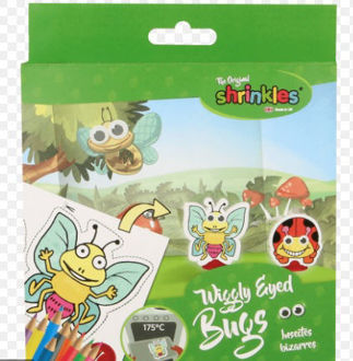 Picture of Wiggly Eyed Bugs Mini Pack