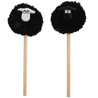 Picture of Pom-Pom Black Sheep Pencil