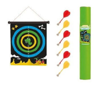 Picture of Magnetic Dinosaur Dartboard
