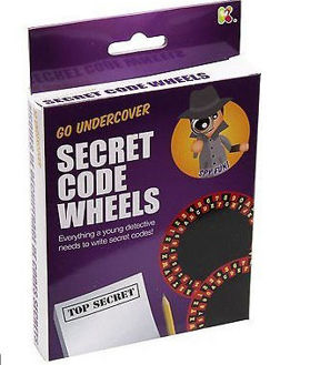 Picture of Secret Code Wheels Kits