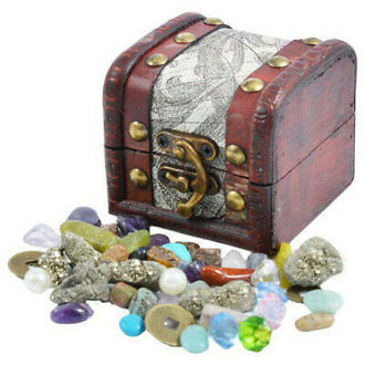 Picture of Pirates Treasure Chest
