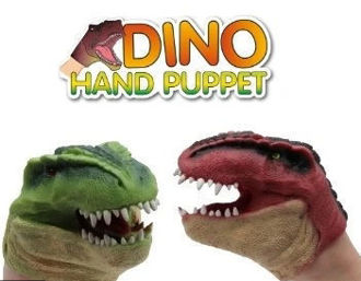 Picture of Dinosaur Hand Puppet