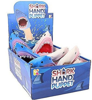 Picture of Shark Hand Puppet