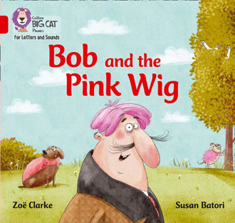 Picture of BOB AND PINK WIG/ Big Cat