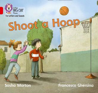 Picture of SHOOT A HOOP/ Big Cat