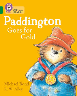 Picture of PADDINGTON GOES GOLD/ Big Cat
