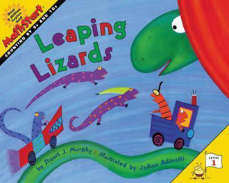 Picture of Leaping Lizards