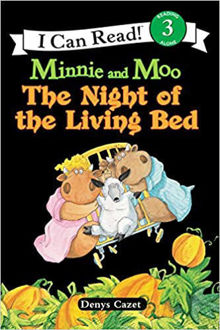 Picture of Minnie and Moo: The Night of the Living Bed