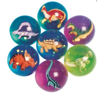 Picture of Dinosaur  Jet Ball