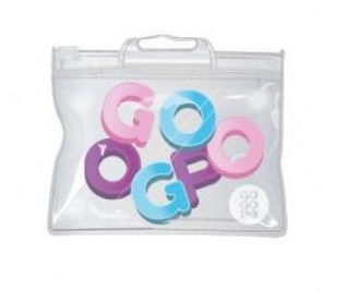 Picture of GoGoPo Letter Erasers