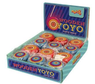 Picture of Majigg Wooden Yo-Yo