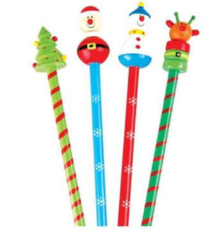 Picture of Xmas Wood Pencils