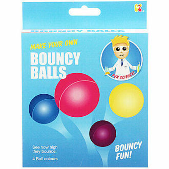 Picture of Make your onw bouncy balls