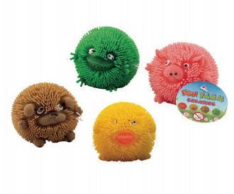 KEYCRAFT Fluffy Farm animals