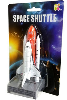 Picture of Small Diecast Space Shuttle Set