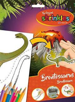Picture of Brontosaurus Shrinkles Slim Pack