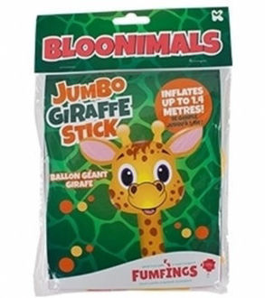 Picture of Inflatable Giraffe Bloonimals