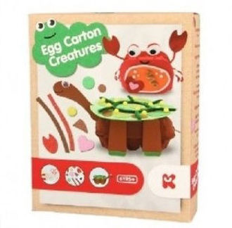 Picture of Make Your Own Egg Carton Creatures
