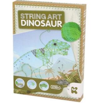Picture of Dinosaur String Art