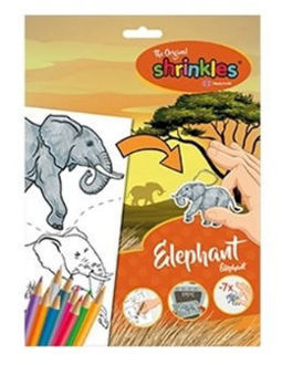 Picture of Elephant Shrinkles Slim Pack