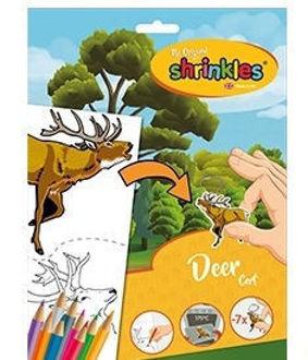 Picture of Deer Shrinkles Slim Pack