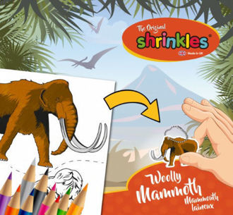 Picture of Woolly Mammoth Shrinkles Slim Pack