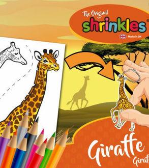 Picture of Giraffe Shrinkles Slim Pack