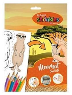 Picture of Meerkat Shrinkles Slim Pack