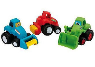 Picture of Toddlers Tractor 18m+
