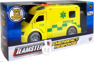 Picture of Emergency Response Vehicle 3 A