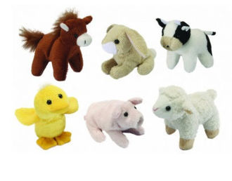 Picture of Farm Mini Buddies Assorted