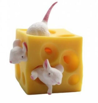 Picture of Squeeze Mouse & Cheese