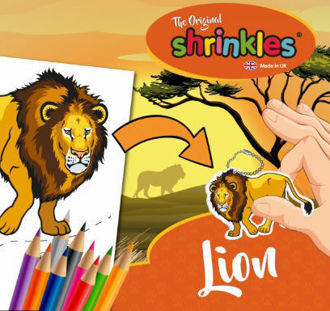 Lion Shrinkles