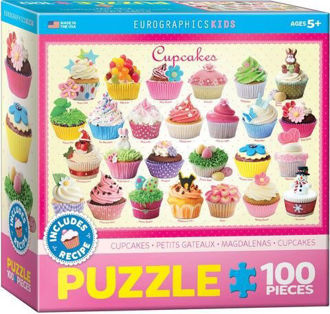 Picture of Eurographicskids Cupcakes Puzzle