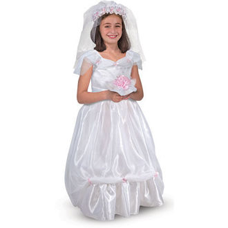Picture of Role Play Bride Dress-up - Costume