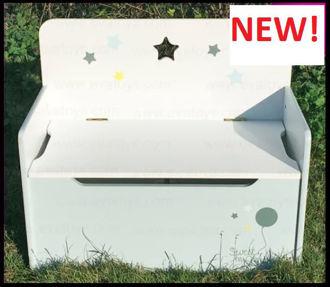 Picture of Toy Storage Box 60x30x51cm