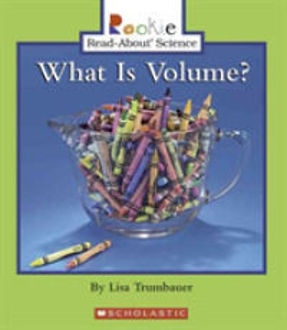Picture of Read about Science What Is Volume?