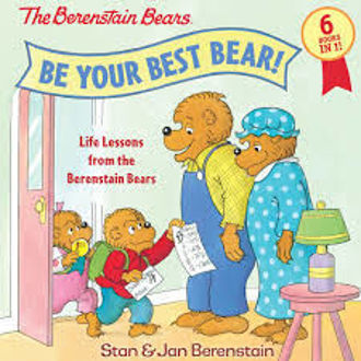 Picture of BE YOUR BEST BEAR!