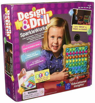 Picture of Educational Insights Design & Drill SparkleWork