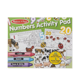 Picture of Numbers Activity Pad