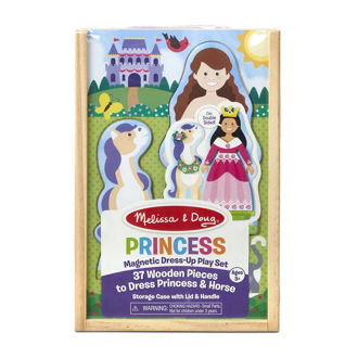 Picture of Princess Magnetic Dress-Up Play Set