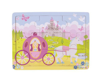 Picture of Tray Puzzle (Princess)